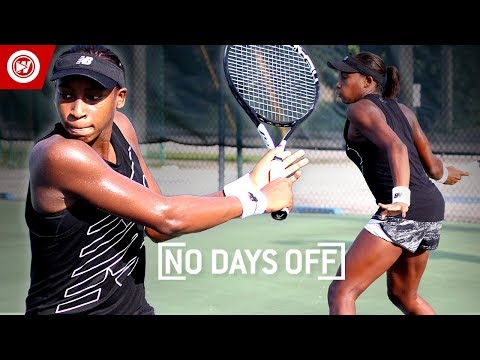 15-Year Old BEAT Venus Williams At Wimbledon | Coco Gauff
