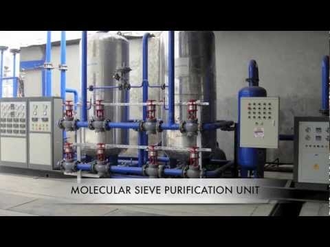 Cryogenic Oxygen Plant - Air Separation plant UNIVERSAL BOSCHI