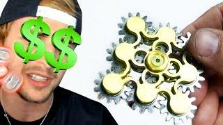 Los Fidget Spinners más RAROS😱(y caros)