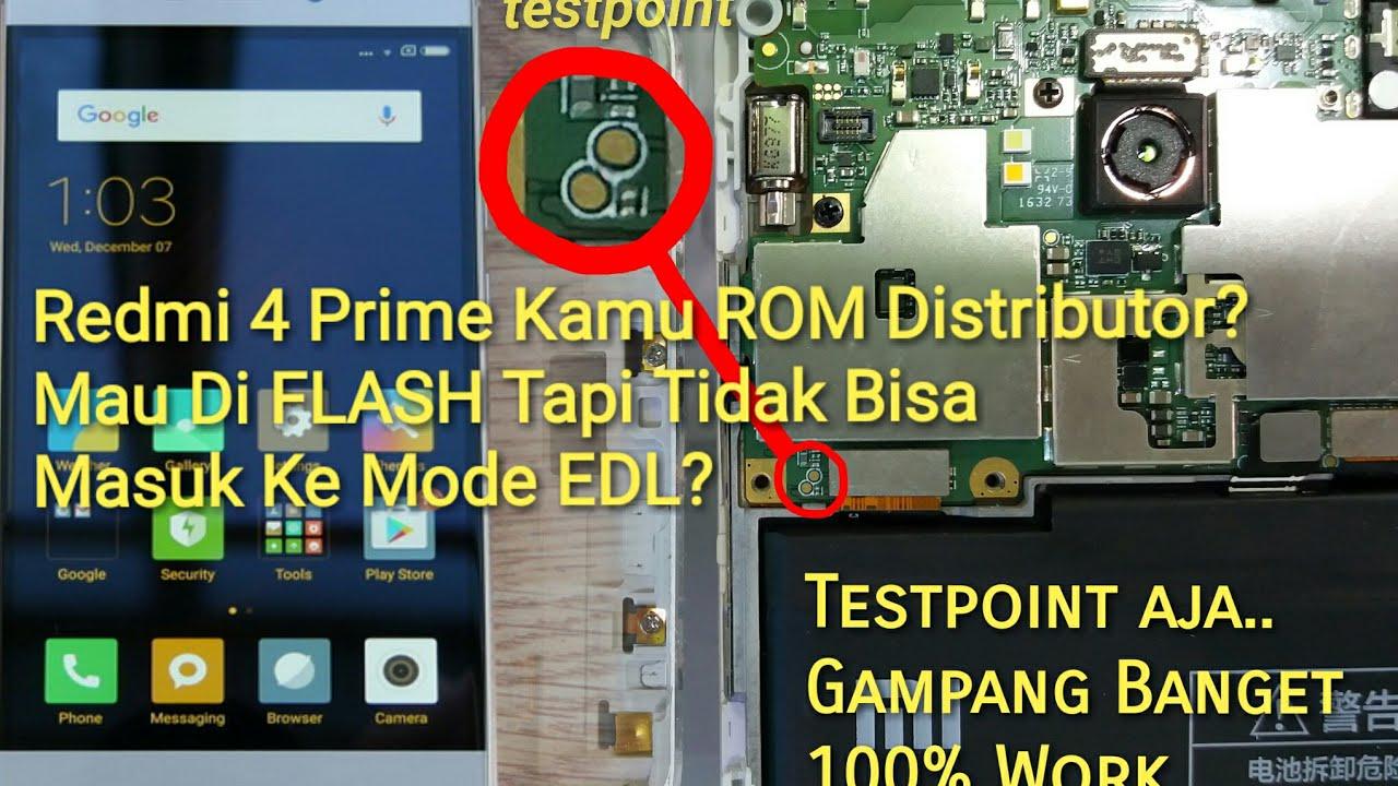 Redmi 6 Edl Point