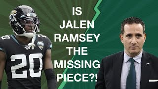 SHOULD THE EAGLES BE ALL-IN ON TRADING FOR JALEN RAMSEY?!