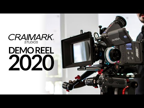 CRAIMARK Studios, Inc. has compiled a unique project outline of some of its top client projects to be presented in the 2020 Demo Reel. CRAIMARK has differentiated their selves by utilizing one of the highest-end Video Production Camera Gear on the market to-date. The ARRI Alexa Mini and the ARRI AMIRA accompanied with COOKE Optics Lenses and a full in-studio equipment for all to experience the true Cinematic approach we offer in Jacksonville, FL.