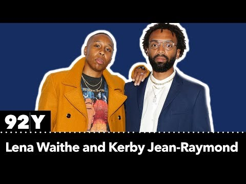 Lena Waithe and Kerby Jean-Raymond in frank conversation about her new film, Queen & Slim, and more