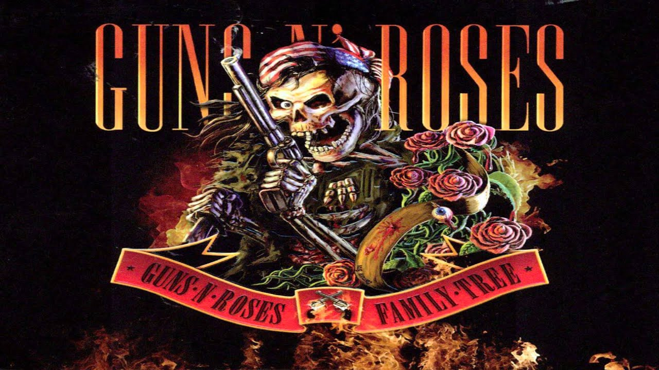 Forest: guns n roses welcome to the jungle