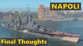 Napoli - Review - Secondary Cruiser