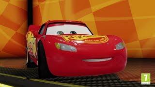 Cars 3 : course vers la victoire :  bande-annonce VO
