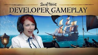 "Official Sea of Thieves Developer Gameplay #5: ""Pirate Olympics"""