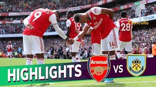 Arsenal vs. Burnley: 2-1 Goals & Highlights | Premier League | Telemundo Deportes