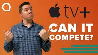 Apple TV Plus | Apple Channels | Future of Streaming??