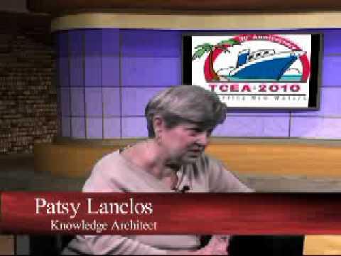 TCEA Patsy Lanclos