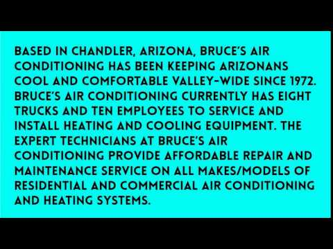 Scottsdale Heating and Air Conditioning Services