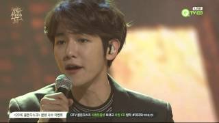 160121 EXO - My Answer @ Golden Disk Awards 2016
