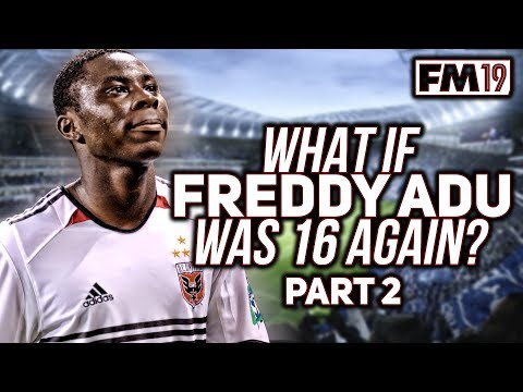 What If Freddy Adu Was 16 Again? #2 - Football Manager 2019