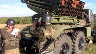 Навчання артилерійськиї підрозділів за участі резервістів
