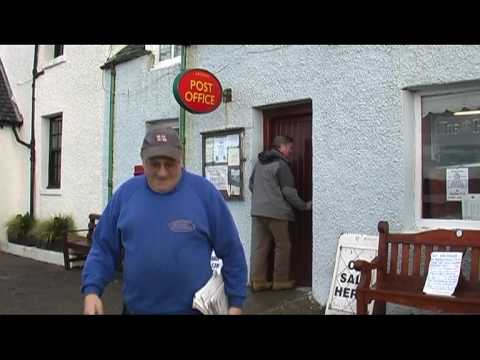 ARISAIG POST OFFICE, THE HEART OF THE VILLAGE