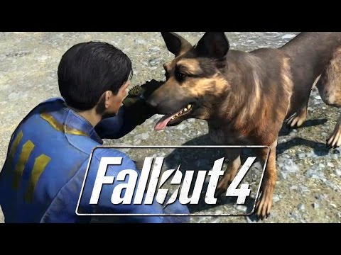 Fallout 4 (PS4/XB1/PC) - E3 2015 Gameplay HD - YouTube