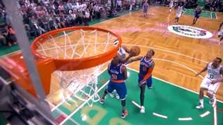 Throwback: Celtics goes for 20-0 run vs. Knicks in Pierce's and KG's last game in Boston uniform