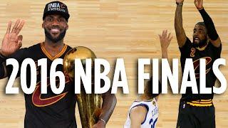 2016 NBA Finals: Cavaliers vs. Warriors in 13 minutes   NBA Highlights