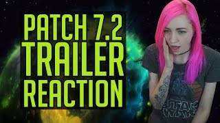 7.2 Trailer Reaction   Tomb of Sargeras   World of Warcraft