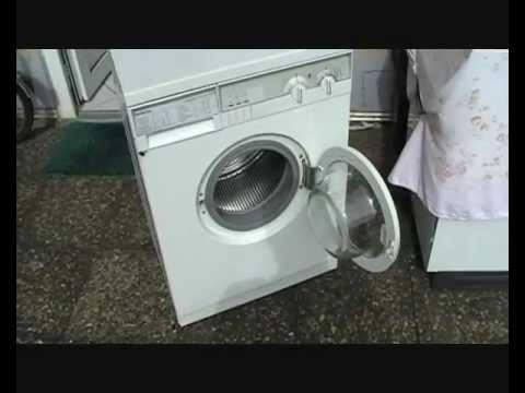 waschmaschine siemens siwamat plus 3381 youtube. Black Bedroom Furniture Sets. Home Design Ideas