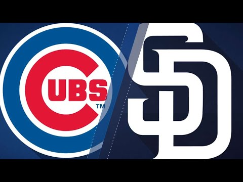 Baez's 5 RBIs lead Cubs to 11-6 victory: 7/14/18