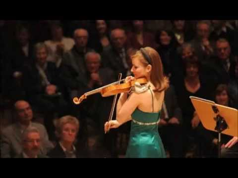 Arabella Steinbacher - Mozart Violin Concerto No.5