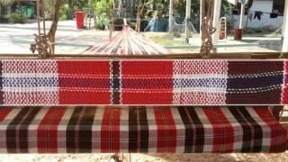 Nghề dệt vải tơ tằm ở Sisaket Thái Lan