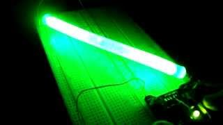 How to make LED neon