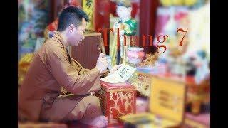 Dạy cúng rằm tháng 7 tiến mã cho vong và những điều cần lưu ý-Cậu Khang Nam Định