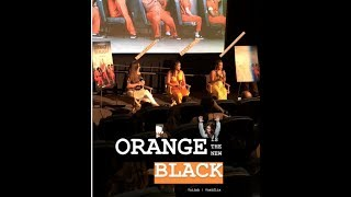 Orange is the New Black Q&A with Selenis Leyva and Dascha Polanco