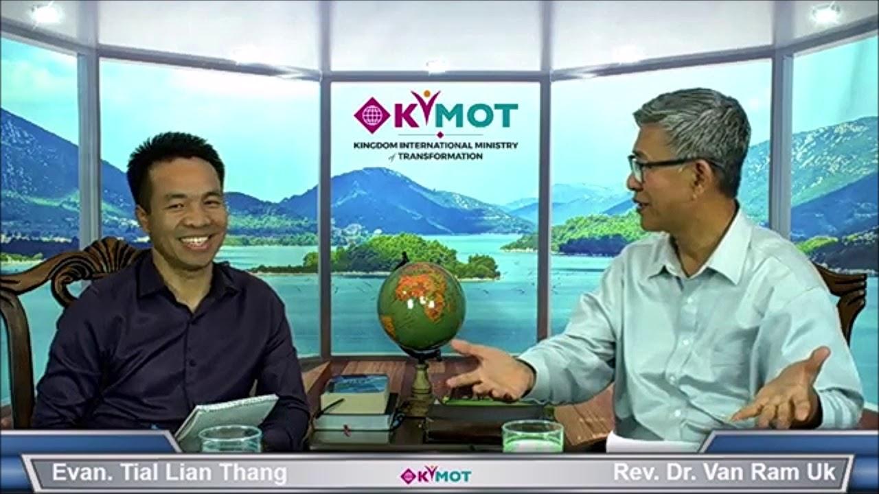 Rev. Dr. Van Ram Uk he Pathian Bia I Ruahtinak (Part - 4)