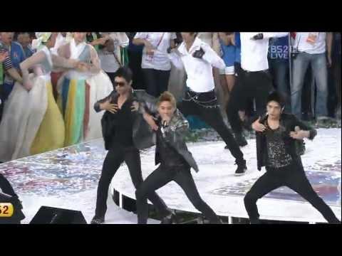 JYJ Empty [Special] Live