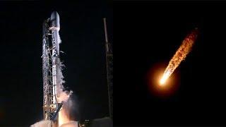 SpaceX Falcon 9 launches Hispasat 30W-6 satellite