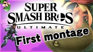 Smash Ultimate week 1 montage - SSBU