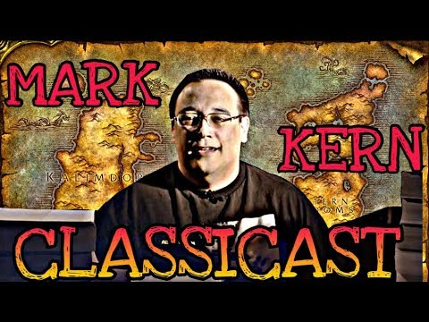 HUGE ANNOUNCEMENT! Mark Kern is coming to the 'ClassiCast'!!!