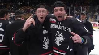 Northeastern Men's Hockey Wins 2019 Beanpot