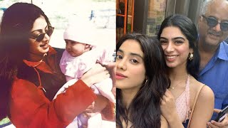 Janhvi Kapoor becomes lady of the house after Sridevi's de..