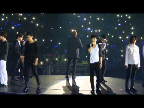 [HD]141108 Super Junior SS6 in Hong Kong - Island