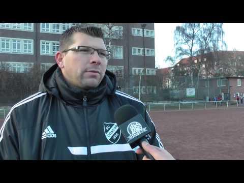 Hüseyin Aydin (Trainer FC Elazig Spor), Tarik Sbou (FC Elazig Spor) und Christian Woike (Trainer SC Condor) - Die Stimmen zum Spiel (FC Elazig Spor - SC Condor, 4. Runde ODDSET-Pokal) | ELBKICK.TV