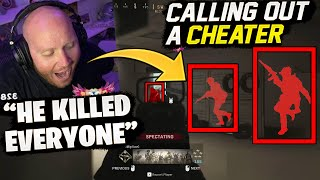 THIS CHEATER HAD THE WHOLE LOBBY SPECTATING/YELLING AT HIM! FT. Cloakzy, Devin Booker, Greek