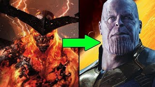 Is Surtur More Powerful Than Thanos? - Marvel Explained
