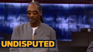 Snoop Dogg says Colin Kaepernick needs to choose - football or revolutionary? | UNDISPUTED