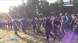 Поиски пропавшего в Большереченском районе Коли Бархатова вышли на федеральный уровень
