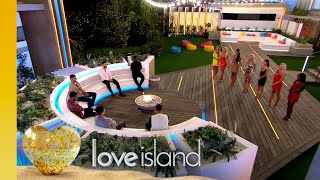 FIRST LOOK: The first recoupling torments the Islanders!   Love Island Series 6