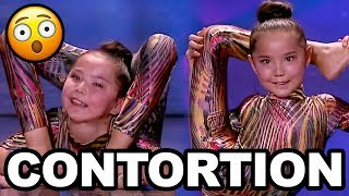 The BEST Contortionists From Around The World!