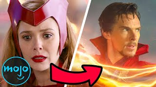Top 10 Ways WandaVision Will Connect to Doctor Strange 2