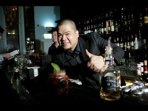 Best Bartender cocktail at Azure by Vince Gano