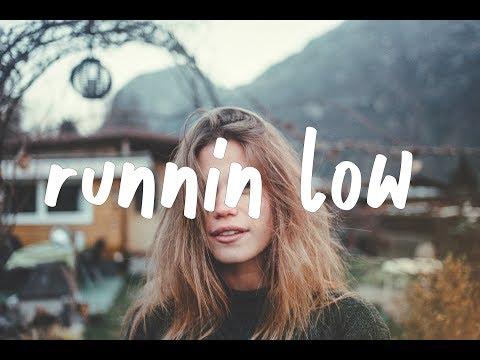 blackbear - runnin low