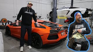 Am I Buying a Lamborghini? - He HIT my Raptor!