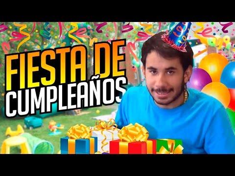 FIESTA DE CUMPLEAÑOS! (eng sub) ◀︎▶︎WEREVERTUMORRO◀︎▶︎ ◀︎▶︎WEREVERTUMORRO◀︎▶︎